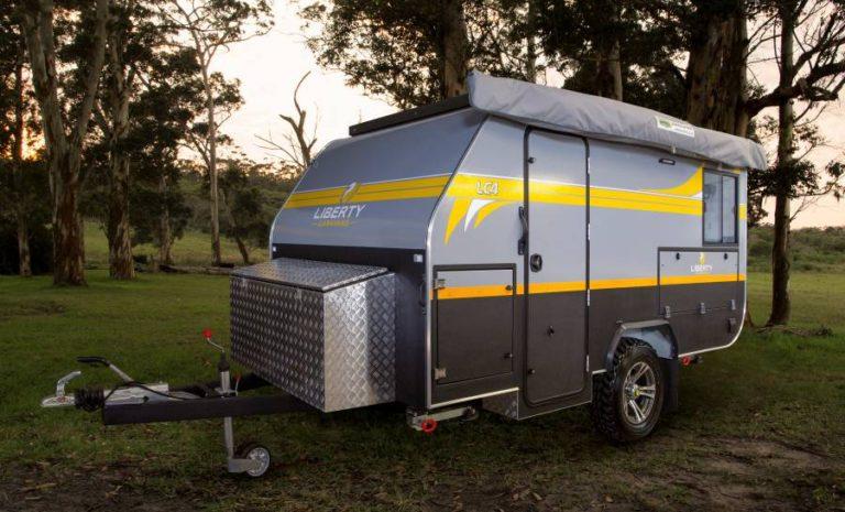 LC 4 Off Road Caravan