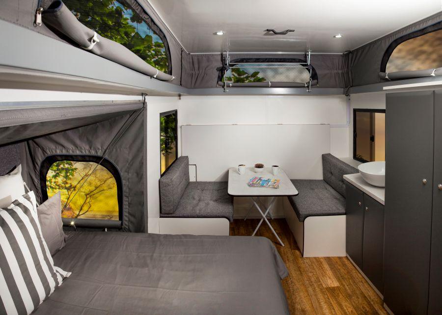 LC4 Caravan Interior